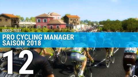 Pro Cycling Manager Saison 2018 : Du neuf avec vieux