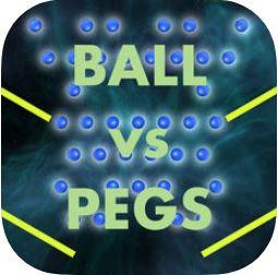 Ball vs Pegs sur iOS