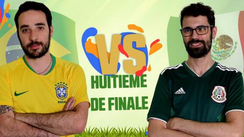 CDM JV 2018 : Brésil (Rivaol) - Mexique (SuriPlay)- (1/8e de finale)