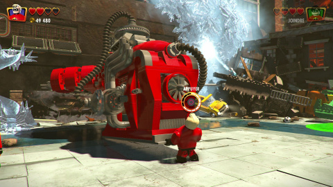 LEGO Les Indestructibles : Un maximum d'action pour un minimum de risque