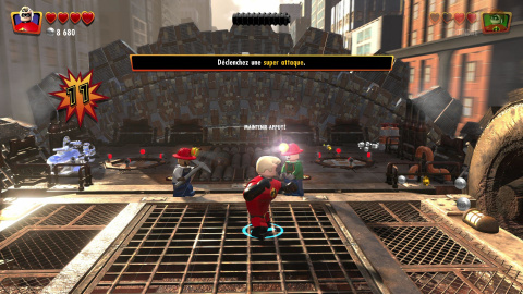 LEGO Les Indestructibles : Un maximum d'action pour un minimum de risque