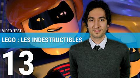 LEGO Les Indestructibles : Notre avis en 3 minutes