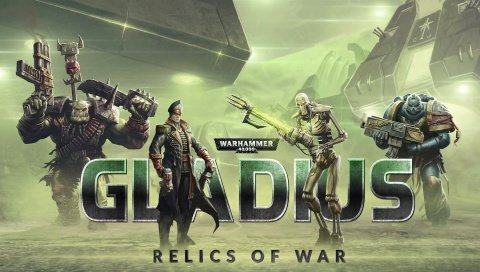 Warhammer 40 000 : Gladius Relics of War sur Linux