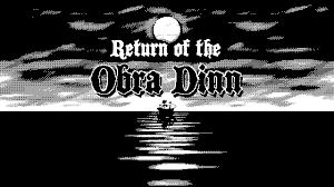 Return of the Obra Dinn sur Mac