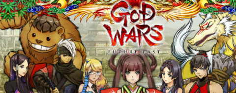 God Wars : The Complete Legend sur Switch