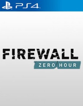Firewall : Zero Hour sur PS4
