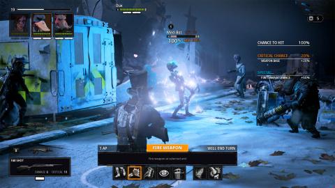 E3 2018 : Nous avons joué à Mutant Year Zero et Phantom Doctrine, deux Tactical RPG à retenir