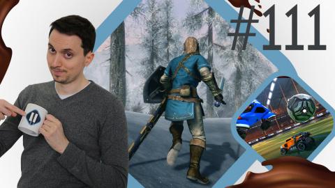 Pause Cafay #111 : Skyrim sans mods sur Switch