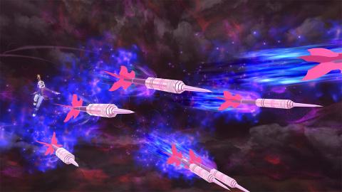 Trails of Cold Steel IV continue le combat en images