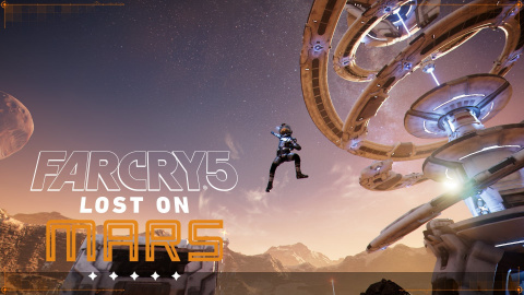 Far Cry 5 intègre aujourd'hui un mode photo