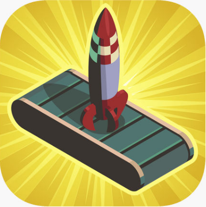 Rocket Valley Tycoon sur iOS
