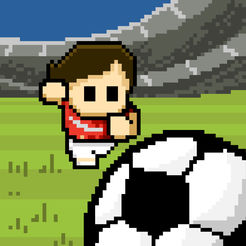 Soccer Dribble Cup: high score sur iOS