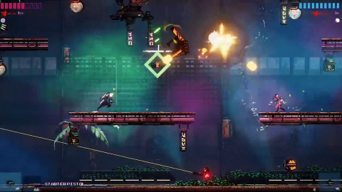 Black Future '88 sortira également sur Switch