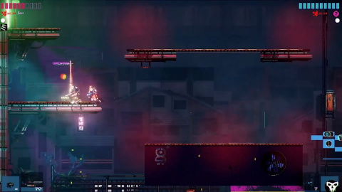 E3 2018 : Black Future '88 : 18 minutes pour tirer, esquiver, gravir et gagner