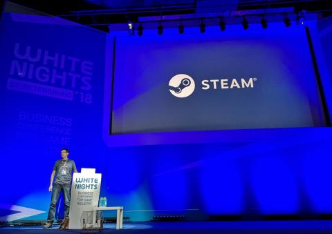 Steam : Le nombre d'utilisateurs de casques VR grimpe de 160% en un an