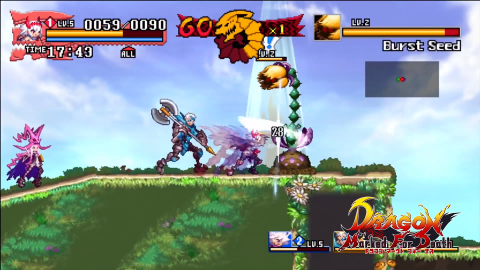 Dragon Marked for Death : l'action-RPG d'Inti Creates arrive sur PS4