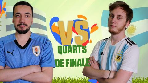 CDM JV 2018 : Uruguay (Anagund) - Argentine (Epyon) - (1/4 de finale)