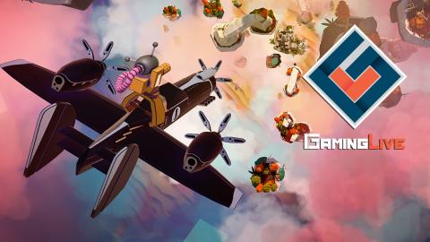 Airheart : Un Shooter aérien et envoûtant mâtiné de Roguelike