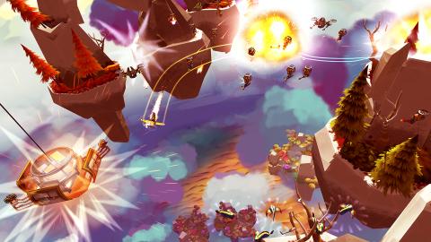 Airheart : le shooter aérien file vers la Nintendo Switch