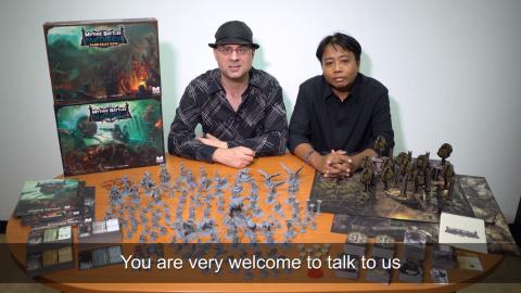 Mythic Battles : Pantheon : Sanuk Games nous présente leur prochain jeu