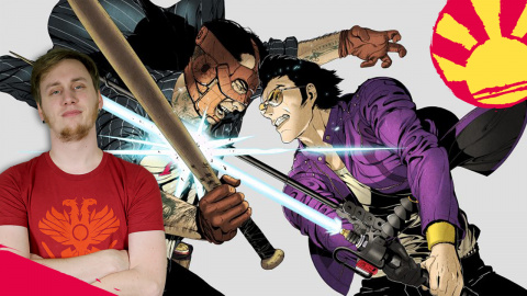 Japan Expo : Travis Strikes Again : No More Heroes : rétro et délirant