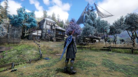Edge of Eternity : le RPG français donne de ses nouvelles