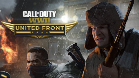 Call of Duty : WWII - The United Front : Stalingrad s'offre à nous