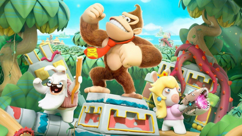 Le résumé E3 de Mario + The Lapins Crétins Kingdom Battle : Donkey Kong Adventure