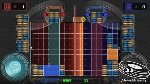 Lumines Remastered : Une bonne raison de relancer la musique ?
