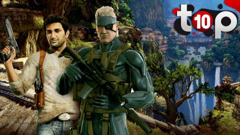 Top 10 des meilleures exclusivités PS3