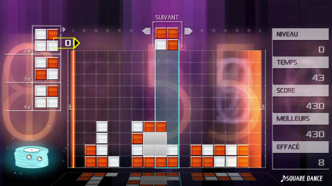 Lumines Remastered : En avant la musique