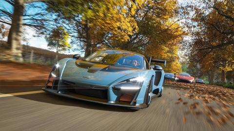 Forza Horizon 4 : 45 minutes de gameplay en compagnie des développeurs
