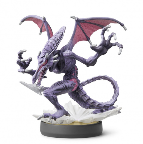 Super Smash Bros. Ultimate : les Amiibo Wolf, Inkling et Ridley se montrent