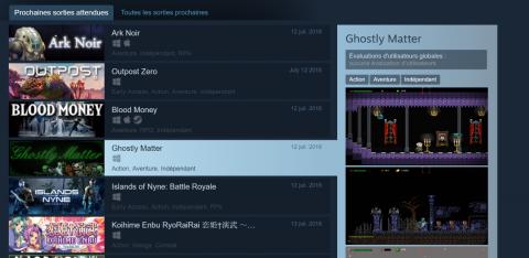 """Valve met à jour l'onglet """"Prochainement"""" de Steam pour mieux cibler vos intérêts"""