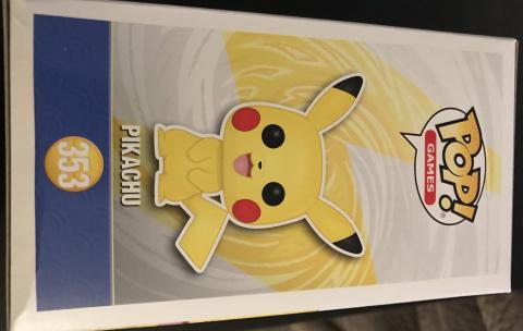 [MàJ] Une figurine Funko Pop! Pikachu arrive aux États-Unis