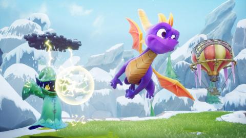Spyro Reignited Trilogy : Une dizaine de minutes de gameplay avec les développeurs