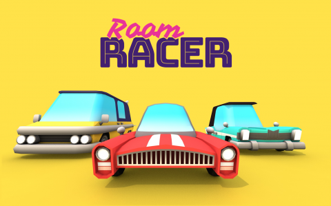 Room Racer AR sur iOS