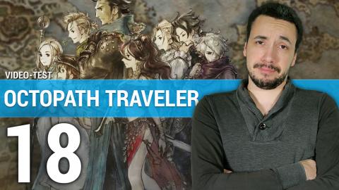 Octopath Traveler : Notre test résumé en quatre minutes