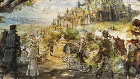 Octopath Traveler : LE J-RPG de cet été !