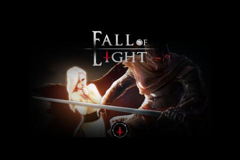 Fall of light sur Mac