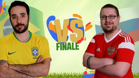 CDM JV 2018 : Brésil (Rivaol) - Russie (Kaaraj) - (Finale)