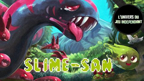 L'univers du jeu indépendant : Slime-San, dans la veine de Super Meat Boy !