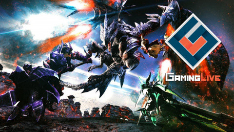 Monster Hunter Generations Ultimate - On affronte le puissant Valstrax à l'aide de l'alchimie