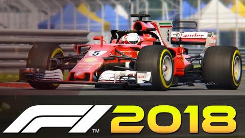 """F1 2018 : Les bolides """"classiques"""" du jeu révélés"""