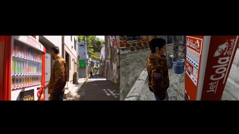 Shenmue 1 & 2 : Retour à Dobuita Street en bonne compagnie