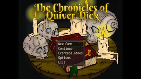 The Chronicles of Quiver Dick : le petit RPG comique !