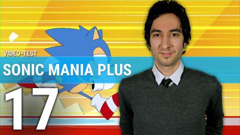 Sonic Mania Plus : Notre avis en trois minutes