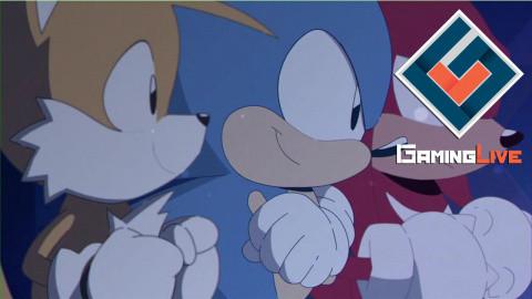 """Sonic Mania Plus : Les nouveaux personnages et le mode """"Bis"""""""