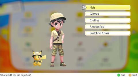 Pokémon Let's Go Pikachu/Evoli : Un bon titre pour les néophytes et les nostalgiques