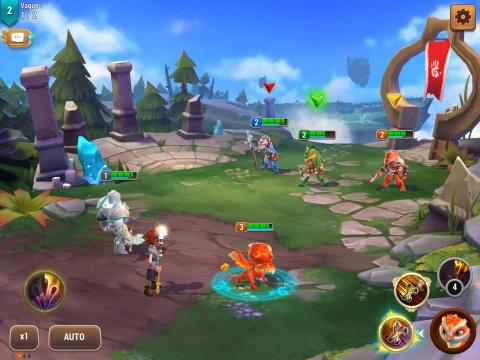 Might & Magic : Elemental Guardians - Un spin-off mobile tout simplement efficace